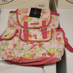 Laura Ashley backpack new
